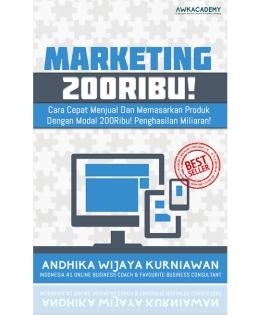 "Buku Digital ""Marketing 200Ribu"""