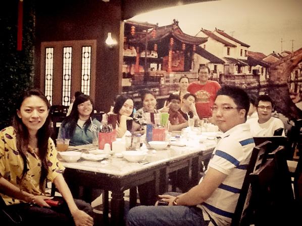 @AndhikaWijaya Dan Teman-teman Komsel PIK