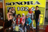 Talkshow Radio Sonora tentang ngeblog dan kepenulisan
