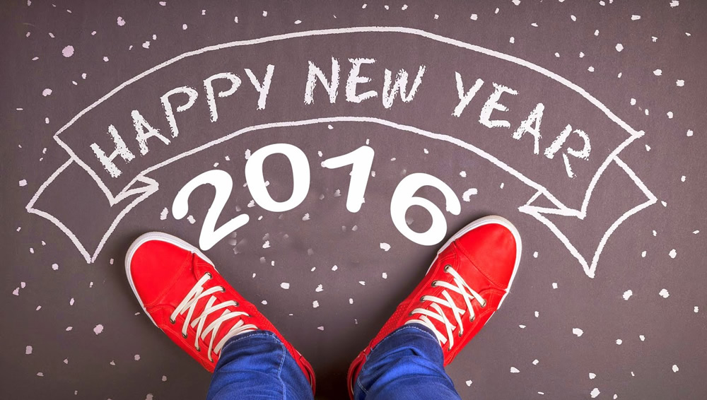 #MyLife: Happy New Year  2016 Dan Resolusi Tahun Baru2016