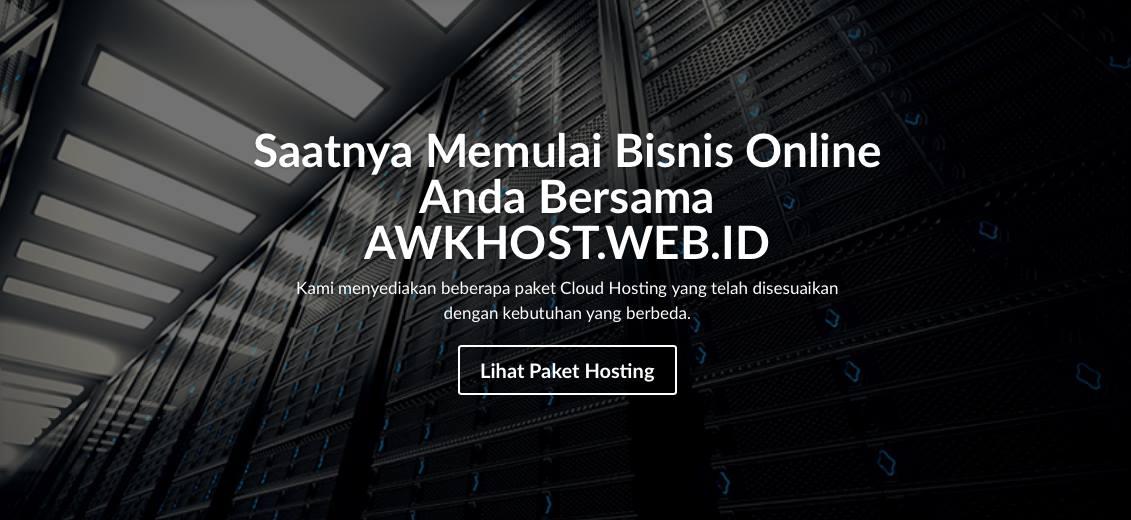 #MyLife: Bisnis Baru Layanan Domain Dan SSD CloudHosting